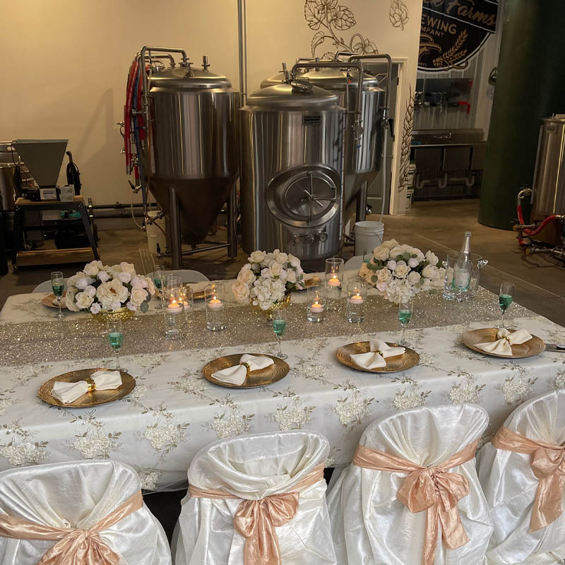 FFBC BrewHouse Private Events